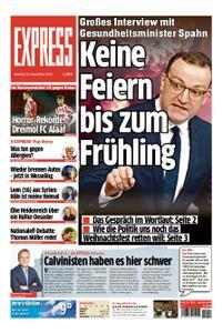 Express Bonn – 23. November 2020