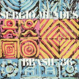 Sergio Mendes - Brasil '86 (1986) {A&M}