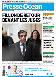 Presse Océan Saint Nazaire Presqu'île – 26 février 2020