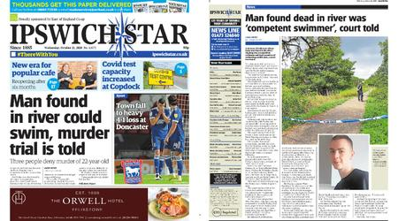Ipswich Star – October 21, 2020