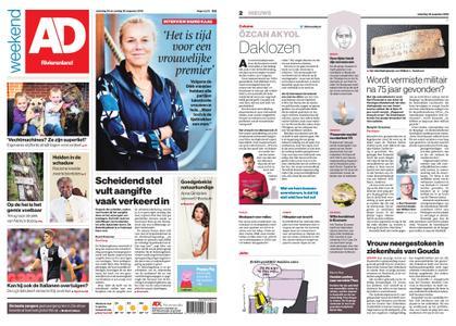 Algemeen Dagblad - Rivierenland – 24 augustus 2019