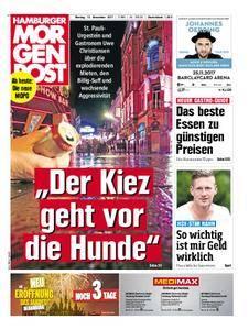 Hamburger Morgenpost - 13. November 2017