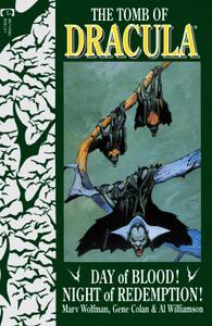 Tomb Of Dracula 003 1991 Digital Shadowcat