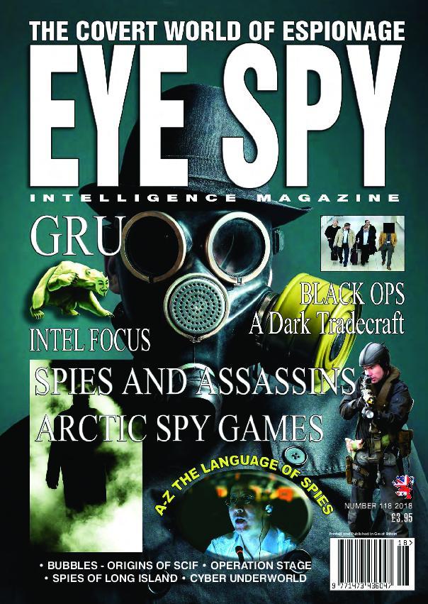 Eye Spy – November 2018