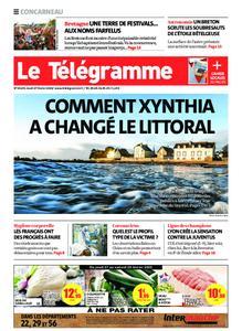 Le Télégramme Concarneau – 27 février 2020