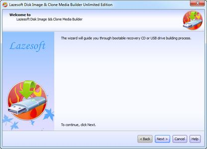 Lazesoft Disk Image and Clone 4.2.3.1 Unlimited Edition