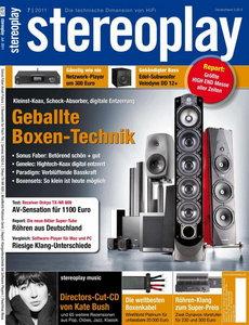 Stereoplay No.07 - Juli 2011