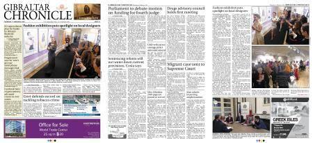 Gibraltar Chronicle – 01 February 2018