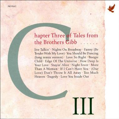 Bee Gees - Tales From The Brothers Gibb (Boxset)