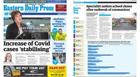 Eastern Daily Press – October 23, 2020