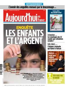 Aujourd'hui en France du Vendredi 2 Novembre 2018