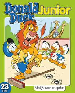 Donald Duck Junior – 24 oktober 2019