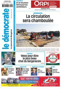 Le Démocrate de Bergerac - 21 février 2019