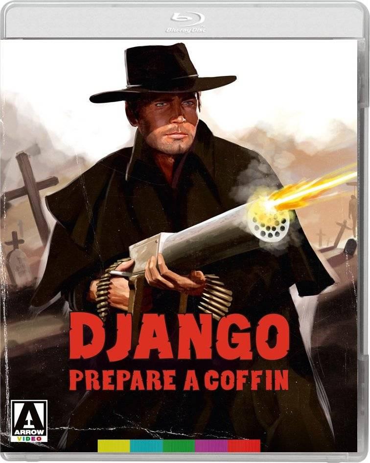 Django, Prepare a Coffin (1968) [REMASTERED]