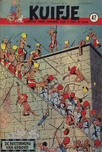 Mad Comic-Strips Kuifje Weekblad - 1950 - 47 cbr