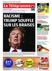 Le Télégramme Ouest Cornouaille – 01 août 2019