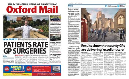 Oxford Mail – July 20, 2020