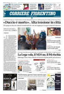 Corriere Fiorentino La Toscana - 12 Giugno 2018