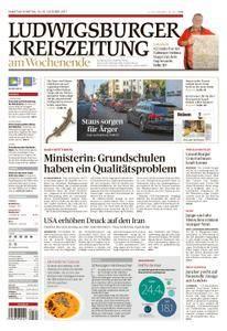 Ludwigsburger Kreiszeitung - 14. Oktober 2017
