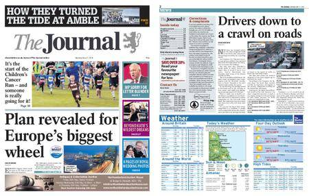 The Journal – May 21, 2018