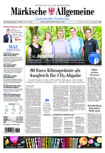 Märkische Allgemeine Luckenwalder Rundschau - 06. Juli 2019