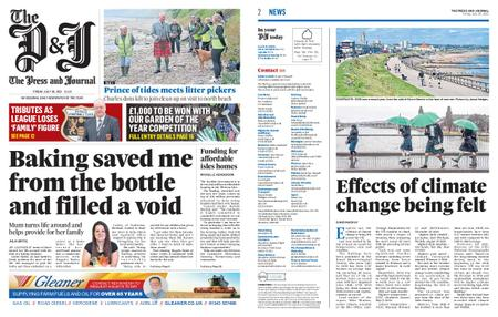 The Press and Journal Moray – July 30, 2021