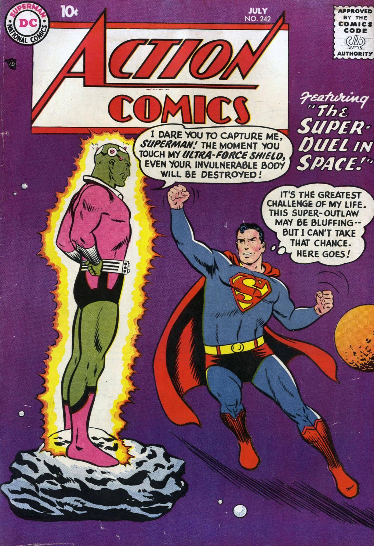 For Whomever - Action Comics 242 cbr