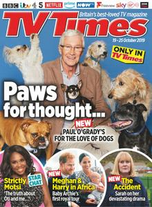 TV Times - 19 October 2019