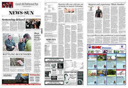 Lake County News-Sun – February 23, 2018