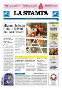 La Stampa Imperia e Sanremo - 10 Gennaio 2019