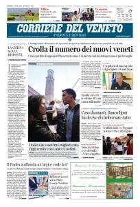 Corriere del Veneto Padova e Rovigo - 7 Aprile 2019