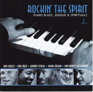 Various - Rockin' The Spirit: Piano Blues, Boogie & Spirituals (2005) MCH PS3 ISO + Hi-Res FLAC