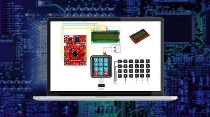 ARM Cortex-M Interfacing with Keyboards and LCD's