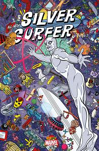 Silver Surfer - Tome 1 - Citoyen de la Terre (All-New All-Different)