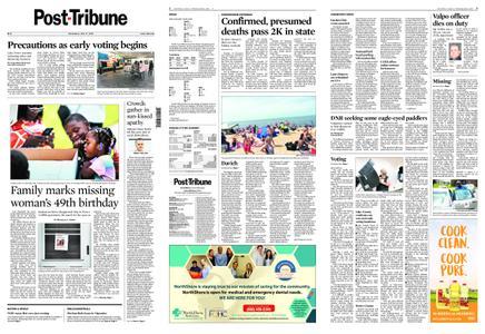 Post-Tribune – May 27, 2020
