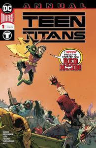 Teen Titans Annual 001 2019 Digital Thornn