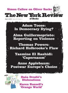 The New York Review of Books - June 06, 2019
