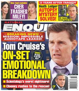 National Enquirer – January 11, 2021