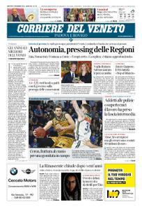 Corriere del Veneto Padova e Rovigo – 27 novembre 2018