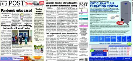 The Guam Daily Post – September 25, 2020