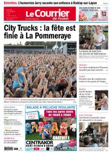 Le Courrier de l'Ouest Nord Anjou – 03 août 2019