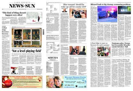 Lake County News-Sun – November 27, 2018