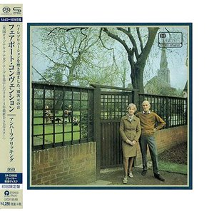 Fairport Convention - Unhalfbricking (1969) [Japanese SHM-SACD 2014] PS3 ISO + Hi-Res FLAC