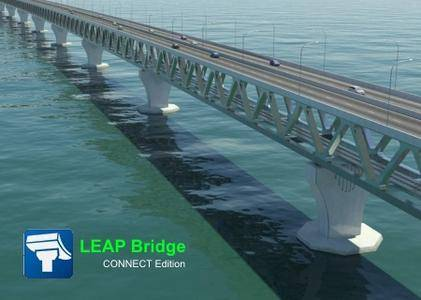 LEAP Bridge Concrete CONNECT Edition V18 Update 1