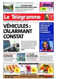 Le Télégramme Brest Abers Iroise – 16 janvier 2020