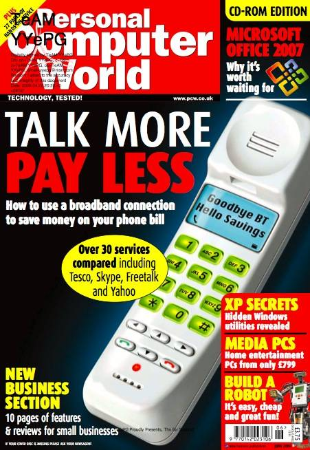 Personal Computer World Magazine - June 2006
