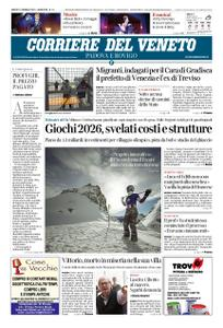 Corriere del Veneto Padova e Rovigo – 12 gennaio 2019