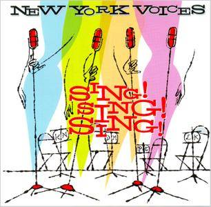 New York Voices - Sing! Sing! Sing! (2000)