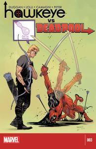 Hawkeye vs Deadpool 003 2015 Digital