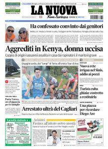 La Nuova Sardegna - 24 Luglio 2017